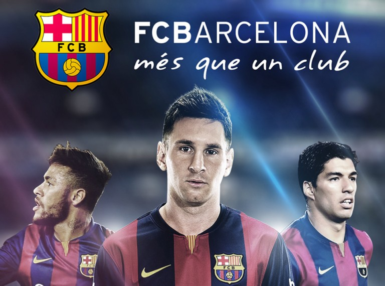 FC Barcelona Official Club App