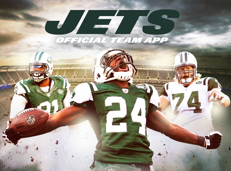 Jets Official Team App