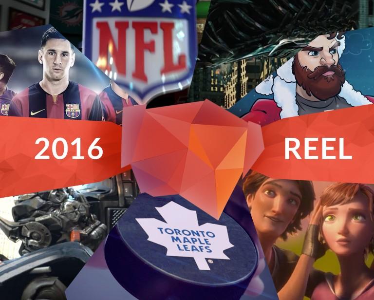 Les Lanphere Reel 2016